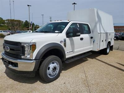 2019 Ford F-450 Crew Cab DRW 4x4, Reading Panel Service Body #NG57942 - photo 10