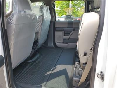 2019 Ford F-450 Crew Cab DRW 4x4, Reading Panel Service Body #NG57942 - photo 17