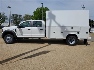 2019 Ford F-450 Crew Cab DRW 4x4, Reading Panel Service Body #NG57942 - photo 9