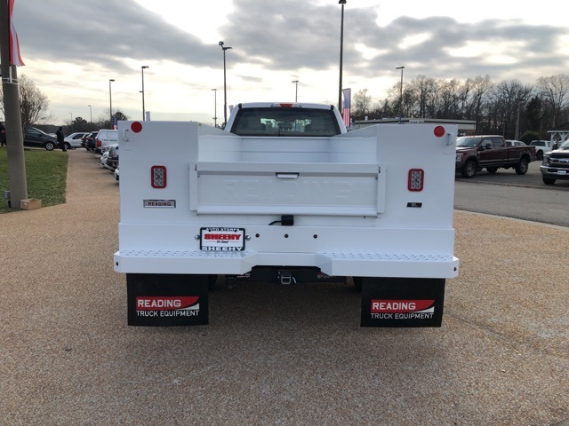 2019 F-550 Crew Cab DRW 4x4, Reading SL Service Body #NG57953 - photo 7
