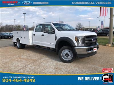 2019 F-550 Crew Cab DRW 4x4, Reading SL Service Body #NG57953 - photo 1