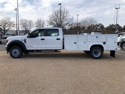 2019 F-550 Crew Cab DRW 4x4, Reading SL Service Body #NG57953 - photo 5