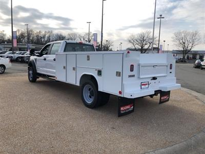 2019 F-550 Crew Cab DRW 4x4, Reading SL Service Body #NG57953 - photo 6