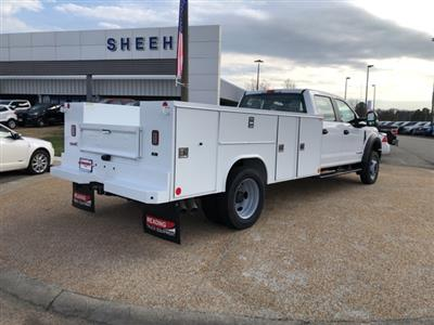 2019 F-550 Crew Cab DRW 4x4, Reading SL Service Body #NG57953 - photo 2