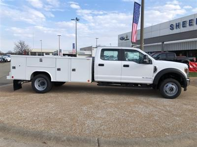 2019 F-550 Crew Cab DRW 4x4, Reading SL Service Body #NG57953 - photo 8