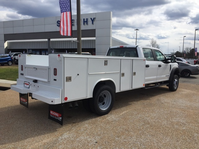 2019 F-550 Crew Cab DRW 4x4, Reading Service Body #NG57954 - photo 1