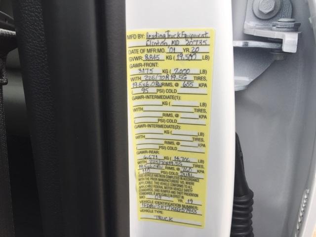 2019 F-550 Crew Cab DRW 4x4, Freedom ProContractor Body #NG57955 - photo 16