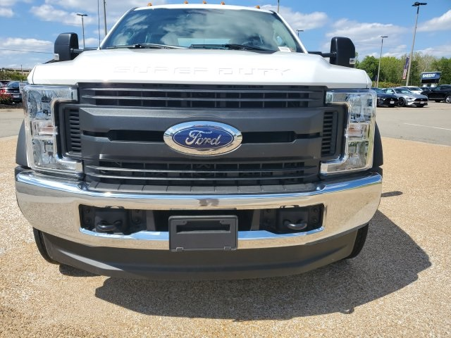 2019 Ford F-550 Crew Cab DRW 4x4, Reading Classic II Steel Service Body #NG57959 - photo 4