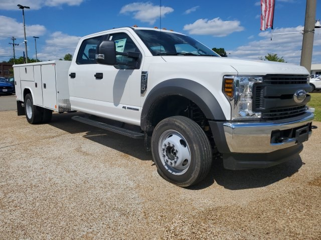 2019 Ford F-550 Crew Cab DRW 4x4, Reading Service Body #NG57959 - photo 1