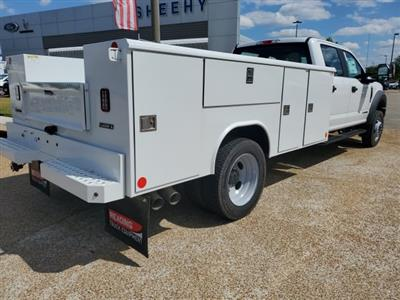 2019 F-550 Crew Cab DRW 4x4, Reading Classic II Steel Service Body #NG57959 - photo 2