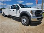 2019 F-550 Crew Cab DRW 4x4, Reading Classic II Steel Service Body #NG57959 - photo 1