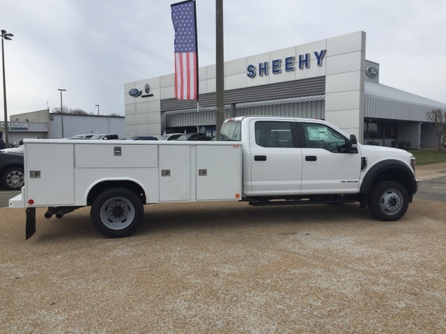 2019 Ford F-550 Crew Cab DRW 4x4, Reading Service Body #NG57960 - photo 1