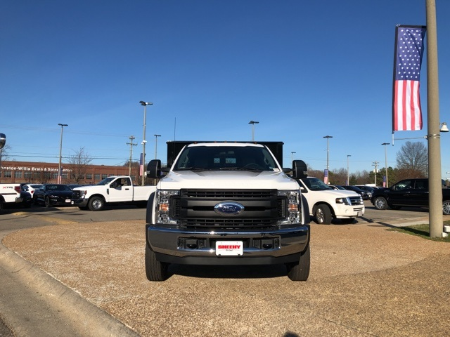 2019 F-450 Regular Cab DRW 4x2, PJ's Stake Bed #NG58577 - photo 3