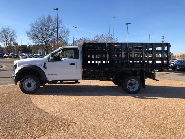 2019 F-450 Regular Cab DRW 4x2, PJ's Stake Bed #NG58577 - photo 5