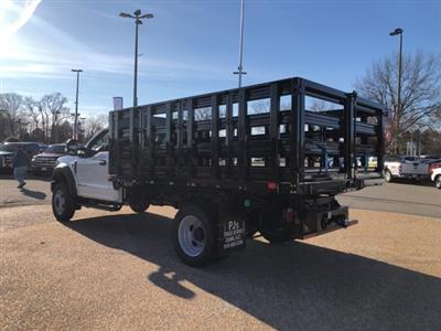 2019 F-450 Regular Cab DRW 4x2, PJ's Stake Bed #NG58577 - photo 6