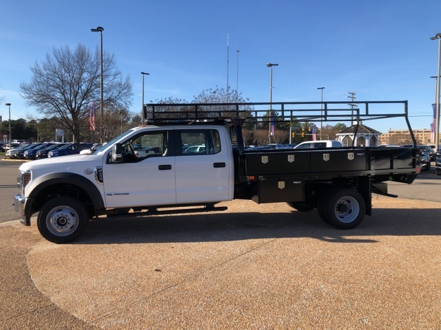 2019 F-450 Crew Cab DRW 4x4, PJ's Contractor Body #NG58623 - photo 5