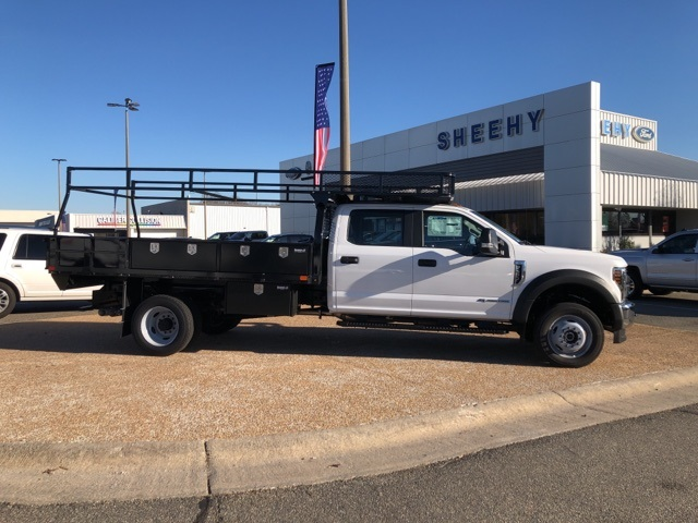 2019 F-450 Crew Cab DRW 4x4, PJ's Contractor Body #NG58623 - photo 8