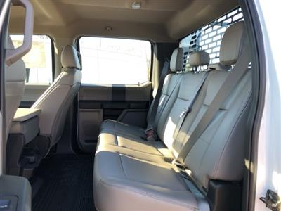 2019 F-450 Crew Cab DRW 4x4, PJ's Contractor Body #NG58623 - photo 12