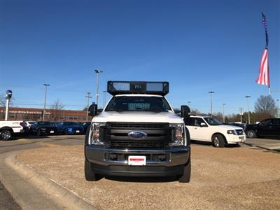 2019 F-450 Crew Cab DRW 4x4, PJ's Contractor Body #NG58623 - photo 3