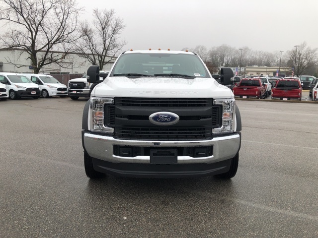 2019 F-550 Crew Cab DRW 4x4, Hillsboro GII Steel Platform Body #NG58752 - photo 3