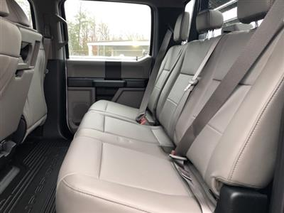 2019 F-550 Crew Cab DRW 4x4, Hillsboro GII Steel Platform Body #NG58752 - photo 11