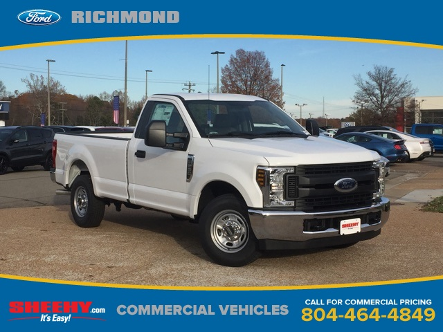 2019 F-250 Regular Cab 4x2, Pickup #NG67262 - photo 1