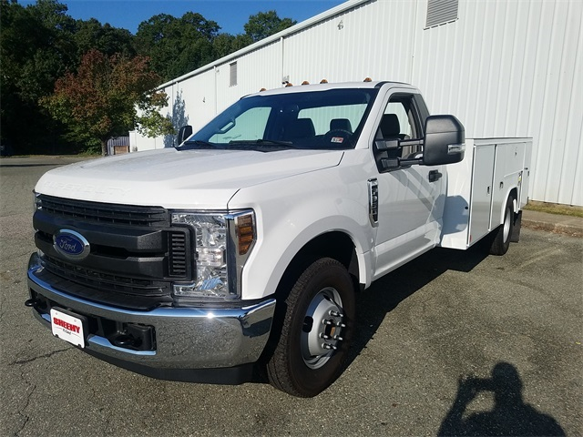 2019 F-350 Regular Cab DRW 4x2, Reading Service Body #NG79215 - photo 1