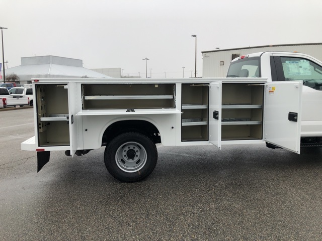 2019 Ford F-350 Regular Cab DRW 4x4, Knapheide Steel Service Body #NG79245 - photo 9