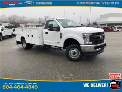 2019 Ford F-350 Regular Cab DRW 4x4, Knapheide Steel Service Body #NG79245 - photo 1