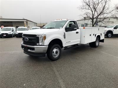 2019 Ford F-350 Regular Cab DRW 4x4, Knapheide Steel Service Body #NG79245 - photo 4