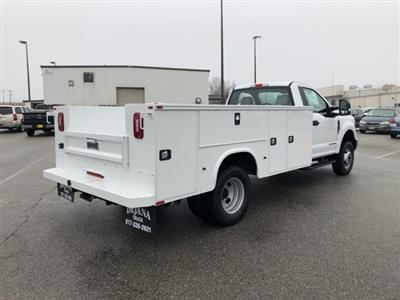 2019 Ford F-350 Regular Cab DRW 4x4, Knapheide Steel Service Body #NG79245 - photo 2