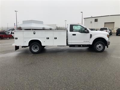 2019 Ford F-350 Regular Cab DRW 4x4, Knapheide Steel Service Body #NG79245 - photo 8