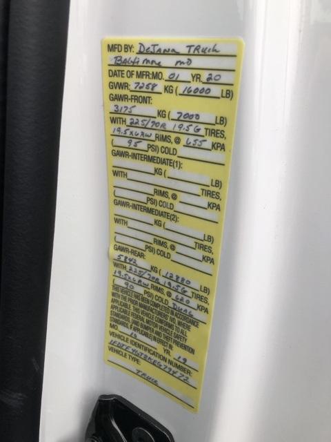 2019 Ford F-450 Regular Cab DRW 4x2, Knapheide Value-Master X Stake Bed #NG79472 - photo 11