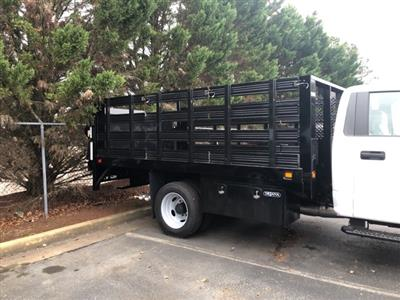 2019 F-450 Regular Cab DRW 4x2, Knapheide Value-Master X Stake Bed #NG79472 - photo 7