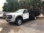 2019 F-450 Regular Cab DRW 4x2, Knapheide Value-Master X Stake Bed #NG79472 - photo 4