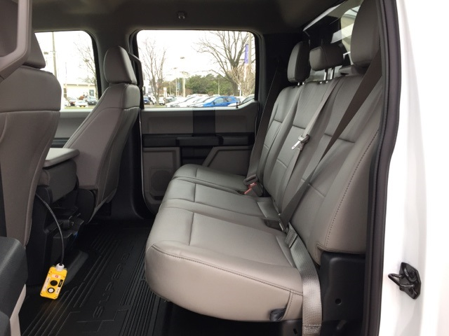 2019 F-550 Crew Cab DRW 4x4, Rugby Landscape Dump #NG79487 - photo 15