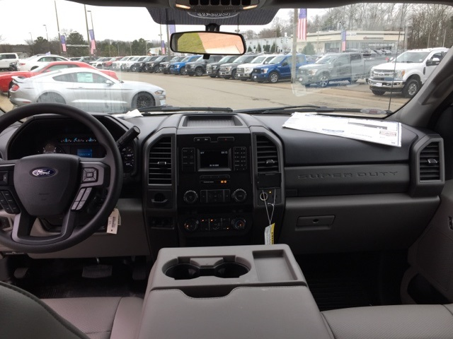 2019 F-550 Crew Cab DRW 4x4, Rugby Landscape Dump #NG79487 - photo 16