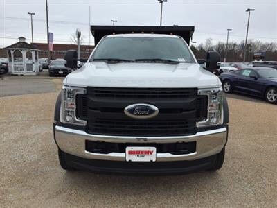 2019 F-550 Crew Cab DRW 4x4, Rugby Landscape Dump #NG79487 - photo 3