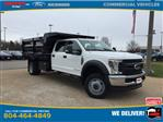 2019 F-550 Crew Cab DRW 4x4, Rugby Landscape Dump #NG79487 - photo 1