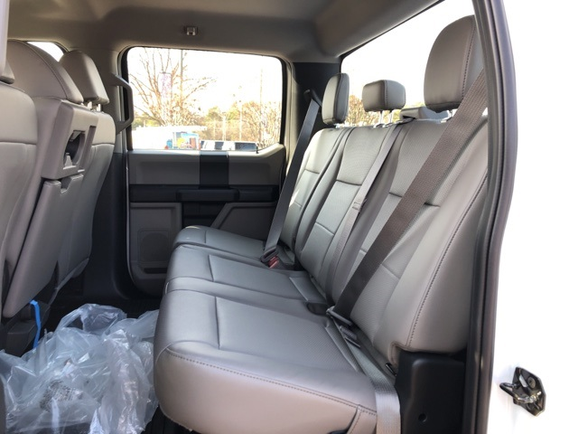 2019 F-550 Crew Cab DRW 4x4, Knapheide Steel Service Body #NG79488 - photo 10