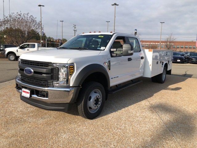 2019 F-550 Crew Cab DRW 4x4, Knapheide Steel Service Body #NG79488 - photo 3