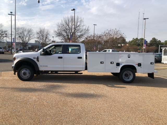 2019 F-550 Crew Cab DRW 4x4, Knapheide Steel Service Body #NG79488 - photo 4