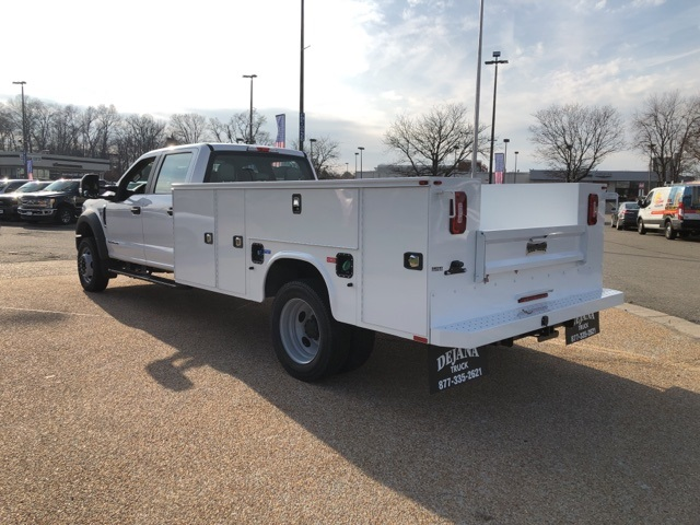 2019 F-550 Crew Cab DRW 4x4, Knapheide Steel Service Body #NG79488 - photo 5