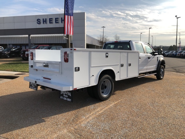 2019 F-550 Crew Cab DRW 4x4, Knapheide Steel Service Body #NG79488 - photo 2