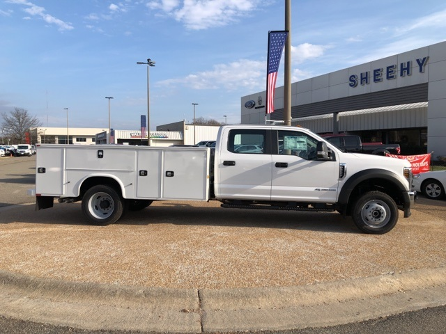 2019 F-550 Crew Cab DRW 4x4, Knapheide Steel Service Body #NG79488 - photo 7