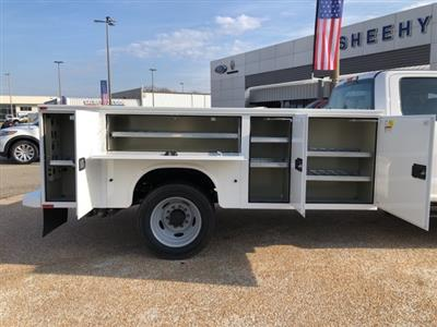 2019 F-550 Crew Cab DRW 4x4, Knapheide Steel Service Body #NG79488 - photo 8