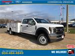 2019 F-550 Crew Cab DRW 4x4, Knapheide Steel Service Body #NG79488 - photo 1