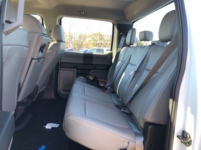 2019 Ford F-550 Crew Cab DRW 4x4, Knapheide Steel Service Body #NG79489 - photo 11
