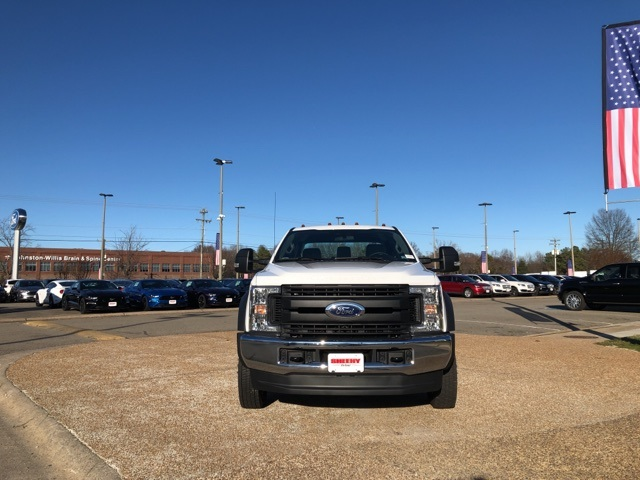2019 Ford F-550 Crew Cab DRW 4x4, Knapheide Steel Service Body #NG79489 - photo 3