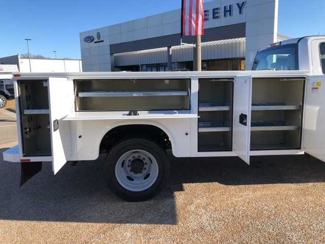 2019 Ford F-550 Crew Cab DRW 4x4, Knapheide Steel Service Body #NG79489 - photo 9